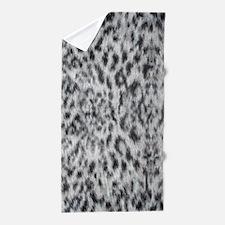 Animal Print OCELOT Beach Towel