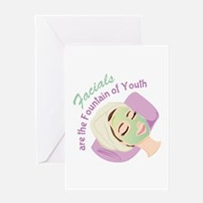 Foundation Of Youth Greeting Cards
