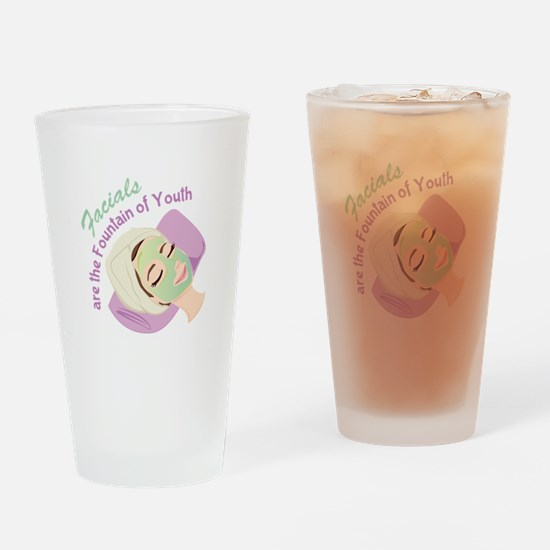 Foundation Of Youth Drinking Glass