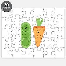 Carrots & Peas Puzzle