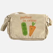Partner In Crime Messenger Bag