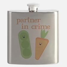 Partner In Crime Flask
