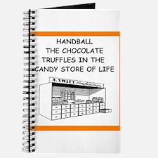 handball joke Journal