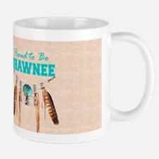 Proud to be Shawnee Mug