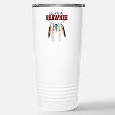 Proud to be Shawnee Stainless Steel Travel Mug