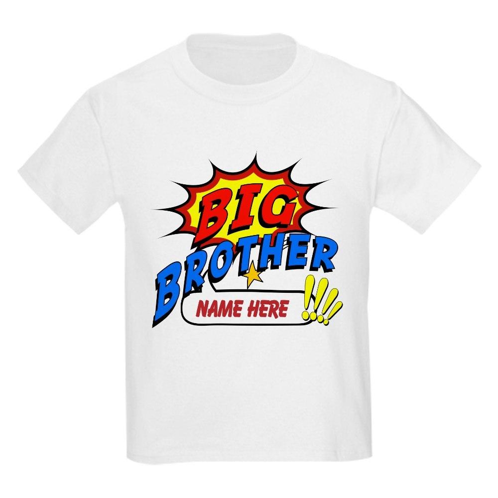 CafePress Big Brother Superhero T-Shirt