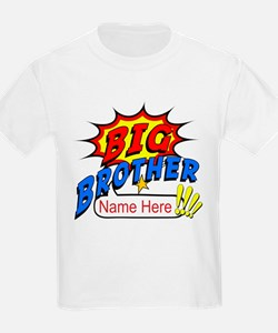 Big Brother Superhero T-Shirt