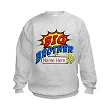 Big Brother Superhero Sweatshirt