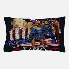 Patriotic Pooch Pillow Case