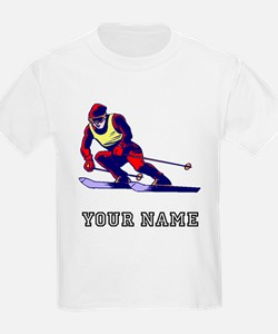 Ski Racer (Custom) T-Shirt