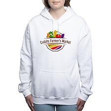 Cudahy Farmer's Market Women's Hooded Sweatshirt