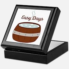 Easy Days Keepsake Box
