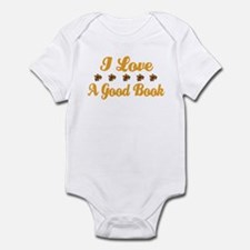Love Books Infant Bodysuit