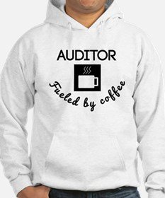 Auditor Fueled By Coffee Hoodie