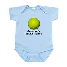 Grandpas Tennis Buddy Body Suit