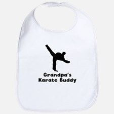 Grandpas Karate Buddy Bib