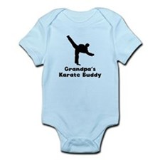 Grandpas Karate Buddy Body Suit