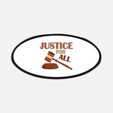 Justice For All Patch