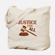 Justice For All Tote Bag
