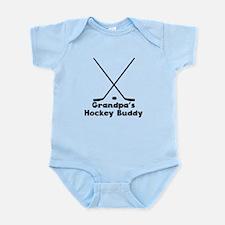Grandpas Hockey Buddy Body Suit