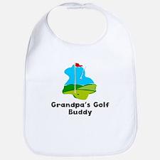 Grandpas Golf Buddy Bib