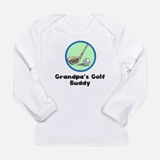 Grandpas Golf Buddy Long Sleeve T-Shirt