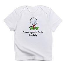 Grandpas Golf Buddy Infant T-Shirt