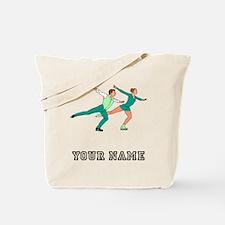 Figure Skating (Custom) Tote Bag