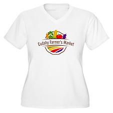 Cudahy Farmer's Market Plus Size T-Shirt