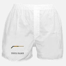 Goalie Stick (Custom) Boxer Shorts