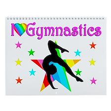 Best Gymnast Wall Calendar