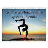 Gymnastics Wall Calendars