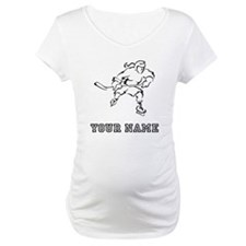 Girl Hockey Player (Custom) Shirt
