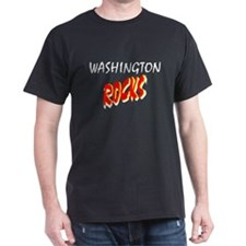 WASHINGTON ROCKS T-Shirt