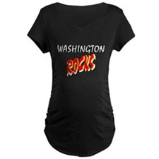 WASHINGTON ROCKS T-Shirt