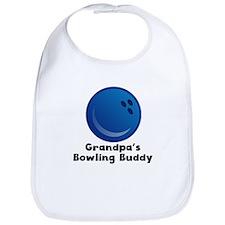 Grandpas Bowling Buddy Bib