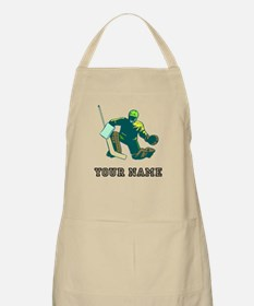 Hockey Goalie (Custom) Apron