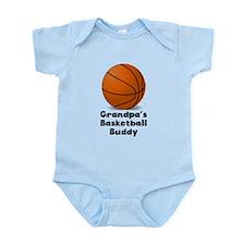 Grandpas Basketball Buddy Body Suit