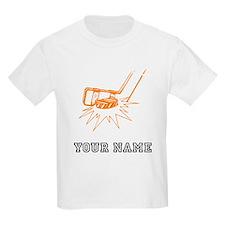 Slapshot (Custom) T-Shirt