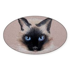 Cute Cat eye Decal