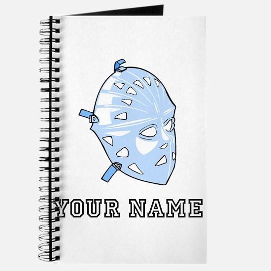 Goalie Mask (Custom) Journal