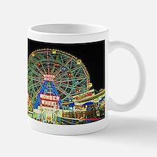 Coney Island's wonderous Wonder Wheel Mugs