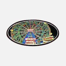 Coney Island's wonderous Wonder Wheel Patch