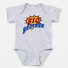 Big Brother Superhero Baby Bodysuit