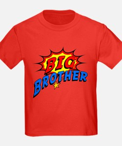 Big Brother Superhero T