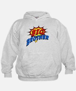Big Brother Superhero Hoodie