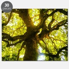 Under the Oak Tree Puzzle