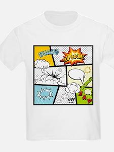 Unique Comicbooks T-Shirt