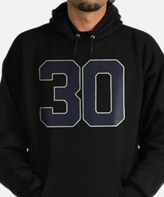 30 30th Birthday 30 Years Old Hoodie