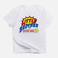 Little Brother Superhero Infant T-Shirt